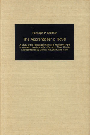 Apprenticeship Novel